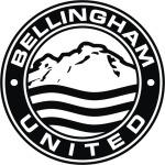 bellingham united circle crest