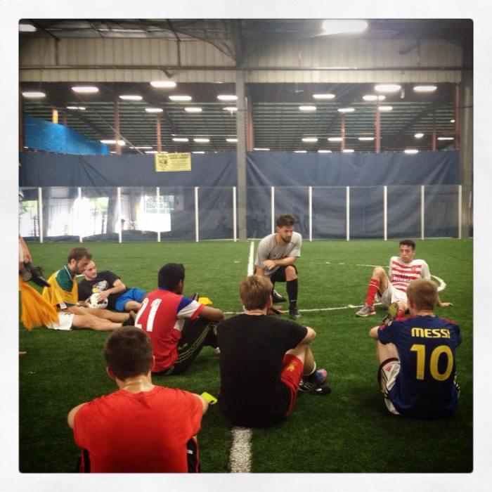Artesian player recruitment is underway.