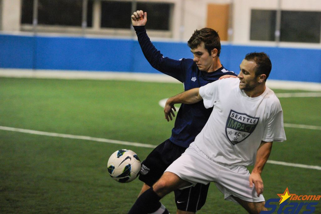 Seattle and Tacoma battle in the Invite Final. (Chris Coulter)