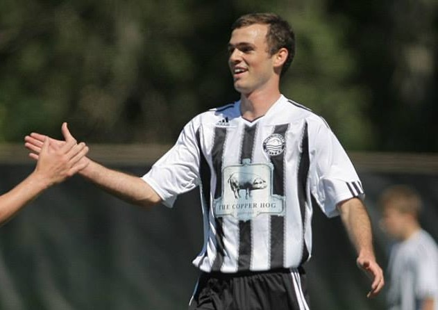 Andrew Weisharr is an indoor-outdoor performer for Bellingham United. (David Willoughby)