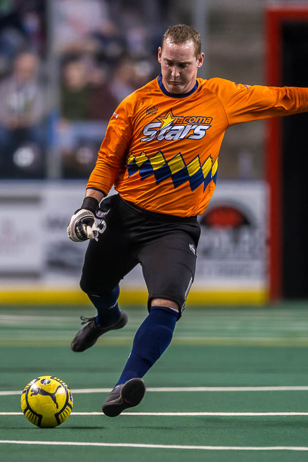 Chris Kintz came into the WISL match against Arlington and shut out the Aviators as the Stars rallied for five goals. (WIlson Tsoi file photo)