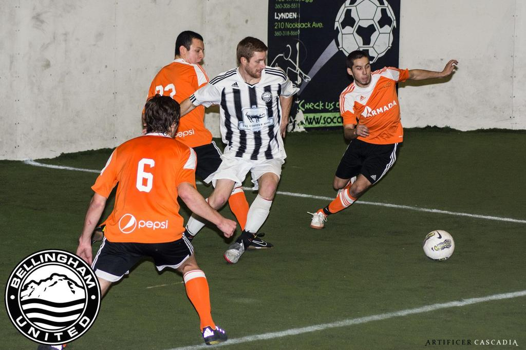 Guts & Glory: It's the Fire and Hammers in the WISL semifinals this Saturday in Bellingham.