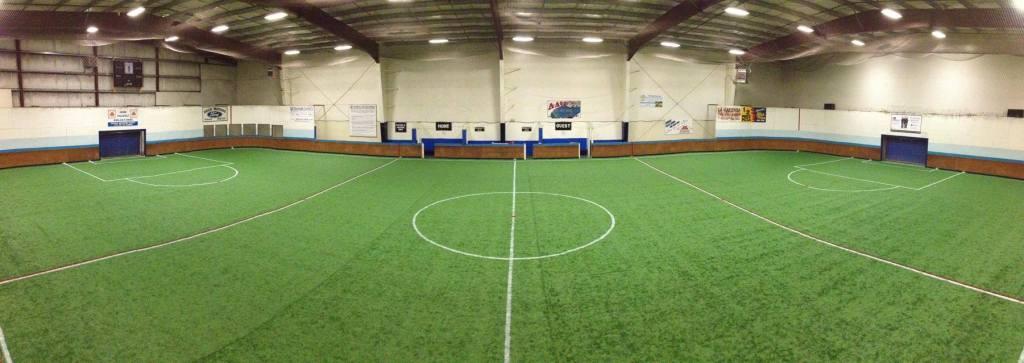 Everett Soccer Arena.