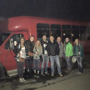 Bellingham fans travel.